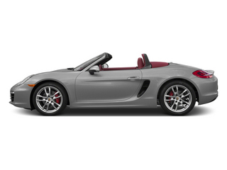 2013 Porsche Boxster Pictures Boxster Roadster 2D S photos side view