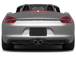 2013 Porsche Boxster Pictures Boxster Roadster 2D S photos rear view