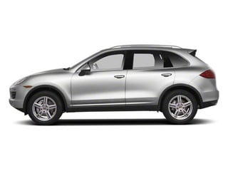 2013 Porsche Cayenne Pictures Cayenne Utility 4D AWD (V6) photos side view
