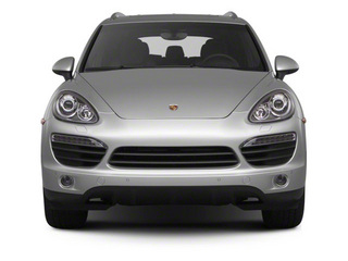 2013 Porsche Cayenne Pictures Cayenne Utility 4D AWD (V6) photos front view