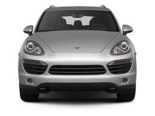 2013 Porsche Cayenne Pictures Cayenne Utility 4D S AWD (V8) photos front view