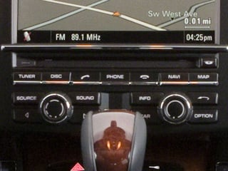 2013 Porsche Cayenne Pictures Cayenne Utility 4D S AWD (V8) photos stereo system
