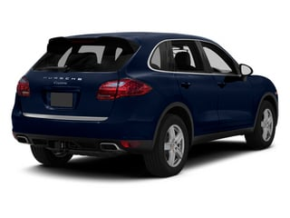 2013 Porsche Cayenne Pictures Cayenne Utility 4D Diesel AWD (V6) photos side rear view