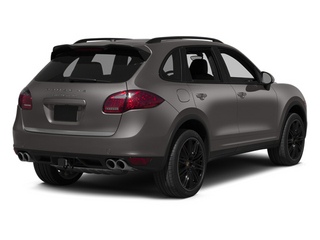 2013 Porsche Cayenne Pictures Cayenne Utility 4D Turbo AWD (V8) photos side rear view