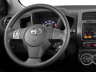 2013 Scion xD Pictures xD Hatchback 5D I4 photos driver's dashboard