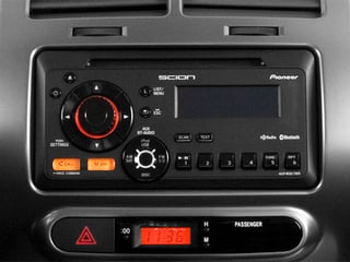 2013 Scion xD Pictures xD Hatchback 5D I4 photos stereo system