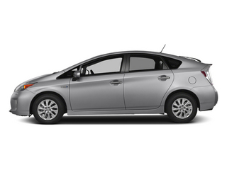 2013 Toyota Prius Plug-In Pictures Prius Plug-In Liftback 5D Plug-In Advanced Hybrid photos side view