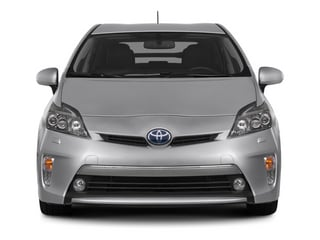 2013 Toyota Prius Plug-In Pictures Prius Plug-In Liftback 5D Plug-In Advanced Hybrid photos front view