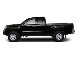2013 Toyota Tacoma Pictures Tacoma Base Access Cab 4WD V6 photos side view
