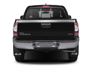 2013 Toyota Tacoma Pictures Tacoma Base Access Cab 4WD V6 photos rear view