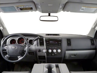 2013 Toyota Tundra 4WD Truck Pictures Tundra 4WD Truck Limited 4WD photos full dashboard