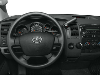 2013 Toyota Tundra 4WD Truck Pictures Tundra 4WD Truck SR5 4WD 5.7L V8 photos driver's dashboard