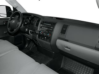 2013 Toyota Tundra 4WD Truck Pictures Tundra 4WD Truck SR5 4WD 5.7L V8 photos passenger's dashboard