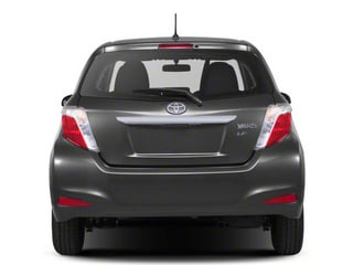 2013 Toyota Yaris Pictures Yaris Hatchback 5D LE I4 photos rear view