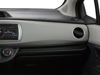2013 Toyota Yaris Pictures Yaris Hatchback 5D LE I4 photos passenger's dashboard