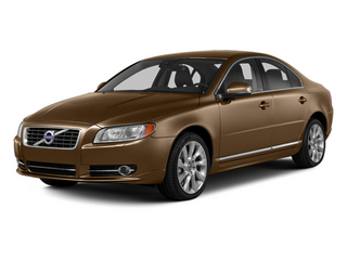 2013 Volvo S80 Pictures S80 Sedan 4D I6 photos side front view