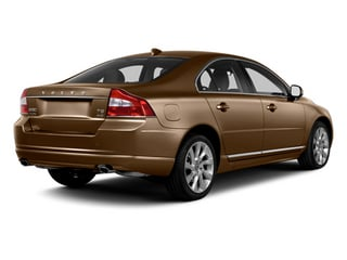 2013 Volvo S80 Pictures S80 Sedan 4D I6 photos side rear view