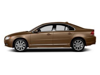 2013 Volvo S80 Pictures S80 Sedan 4D I6 photos side view