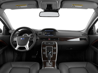 2013 Volvo S80 Pictures S80 Sedan 4D I6 photos full dashboard