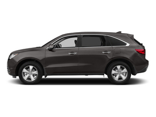 2014 Acura MDX Pictures MDX Utility 4D AWD V6 photos side view