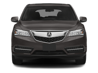 2014 Acura MDX Pictures MDX Utility 4D AWD V6 photos front view