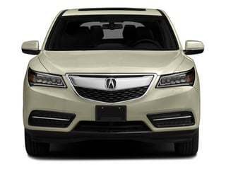 2014 Acura MDX Pictures MDX Utility 4D Technology DVD AWD V6 photos front view