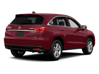 2014 Acura RDX Pictures RDX Utility 4D AWD V6 photos side rear view