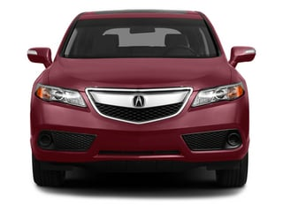 2014 Acura RDX Pictures RDX Utility 4D AWD V6 photos front view