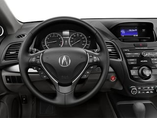 2014 Acura RDX Pictures RDX Utility 4D AWD V6 photos driver's dashboard