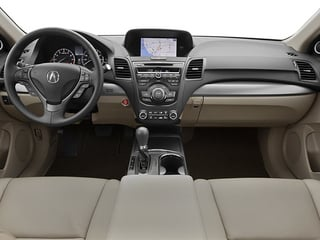 2014 Acura RDX Pictures RDX Utility 4D 2WD V6 photos full dashboard