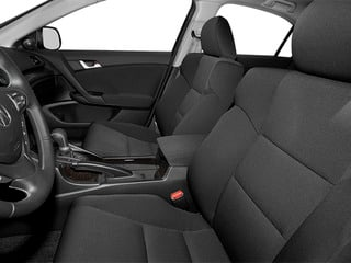 2014 Acura TSX Pictures TSX Sedan 4D I4 photos front seat interior