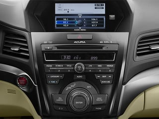 2014 Acura ILX Pictures ILX Sedan 4D Technology I4 photos stereo system