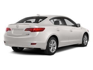 2014 Acura ILX Pictures ILX Sedan 4D Hybrid Technology I4 photos side rear view
