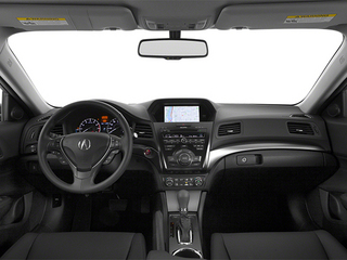 2014 Acura ILX Pictures ILX Sedan 4D Hybrid Technology I4 photos full dashboard