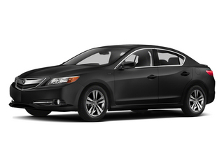 2014 Acura ILX Pictures ILX Sedan 4D Hybrid I4 photos side front view