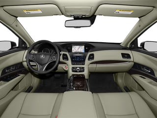 2014 Acura RLX Pictures RLX Sedan 4D Advance V6 photos full dashboard