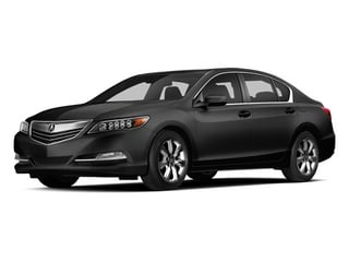 2014 Acura RLX Pictures RLX Sedan 4D V6 photos side front view