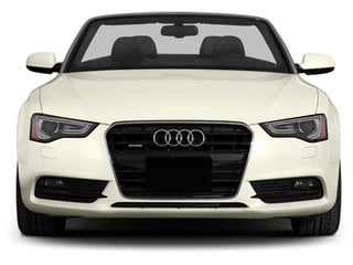 2014 Audi A5 Pictures A5 Convertible 2D Premium 2WD photos front view