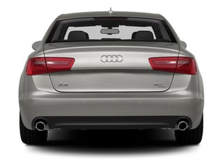 2014 Audi A6 Pictures A6 Sedan 4D 2.0T Premium Plus AWD photos rear view