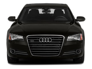 2014 Audi A8 Pictures A8 Sedan 4D 4.0T AWD V8 Turbo photos front view