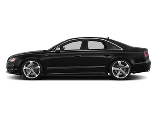 2014 Audi S8 Pictures S8 Sedan 4D S8 AWD V8 Turbo photos side view