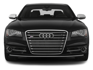 2014 Audi S8 Pictures S8 Sedan 4D S8 AWD V8 Turbo photos front view
