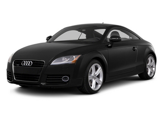 2014 Audi TT Pictures TT Coupe 2D AWD photos side front view