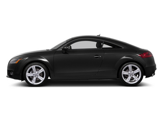 2014 Audi TT Pictures TT Coupe 2D AWD photos side view