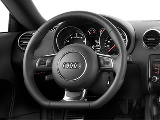 2014 Audi TT Pictures TT Coupe 2D AWD photos driver's dashboard