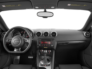 2014 Audi TT Pictures TT Coupe 2D AWD photos full dashboard