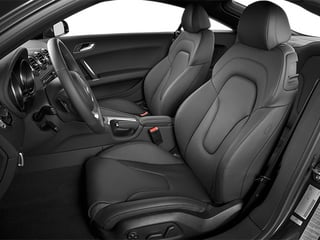 2014 Audi TT Pictures TT Coupe 2D AWD photos front seat interior