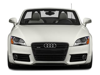 2014 Audi TT Pictures TT Roadster 2D AWD photos front view