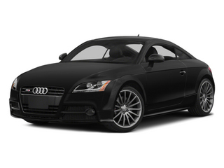 2014 Audi TTS Pictures TTS Coupe 2D AWD photos side front view