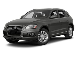 2014 Audi Q5 Pictures Q5 Util 4D TDI Premium Plus S-Line AWD photos side front view